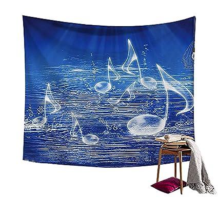 Toalla HYC44 de playa o para decorar con diseño hippie y místico, 15#,