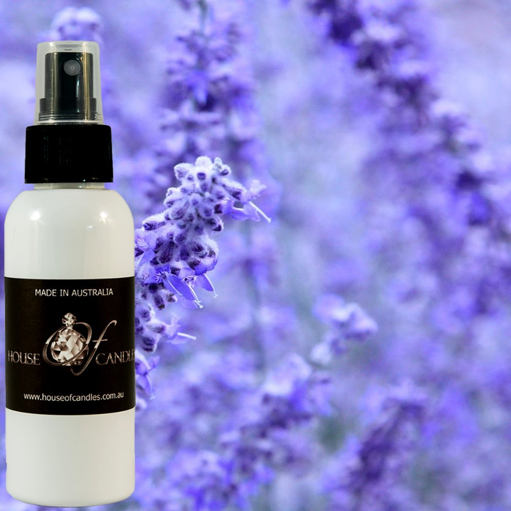 Fresh Lavender Perfume Body Spray Deodorant Mist XSTRONG 50ml/1.7oz VEGAN & CRUELTY FREE House Of Candles