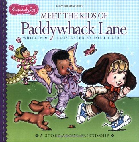 Meet the Kids of Paddywhack (Jane Lane Costume)