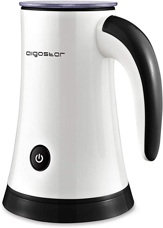 Aigostar 30KDF – Espumador de leche electrico, 3 Modos espumo frío ...