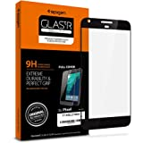 Spigen Google Pixel Screen Protector Case Friendly / Tempered Glass / 9H Hardness for Google Pixel - Black