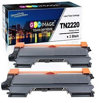 GPC Image TN-2220 TN-2010 Cartuchos de Tóner reemplazo Compatible ...