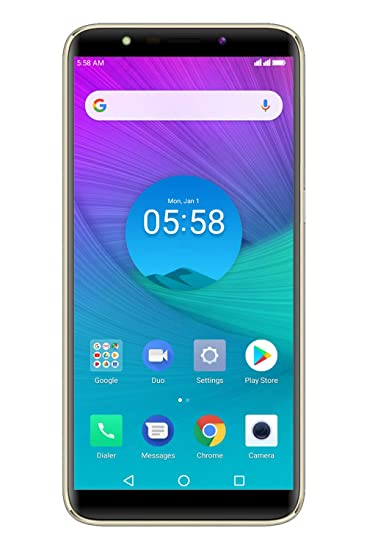 Do Mobile Mate-2 Dual Sim,HD Display, Volte, Android, 4G Smartphone (Gold)  (Reliance Jio 4G Sim Support)