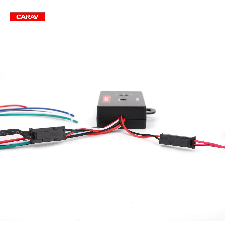 CARAV R-100 - Interfaz de control de volante universal para Toyota ...