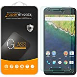 Supershieldz (2 Pack) for Huawei (Google) Nexus 6P Tempered Glass Screen Protector Anti Scratch, Bubble Free