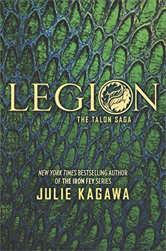 Legion (The Talon Saga) cover