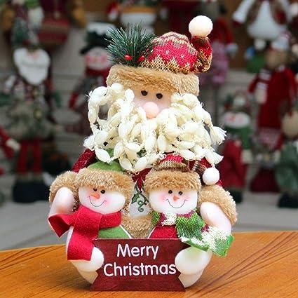 Amazon.com: Hot Sale!DEESEE(TM) Muñecas de Navidad Familia ...
