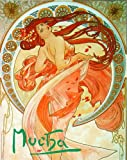 Front cover for the book Alphonse Mucha by Sarah Mucha