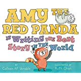Amy the Red Panda Is Writing the Best Story in the World
