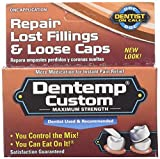 Dentemp Custom Filling and Cap Repair (Pack of 6)
