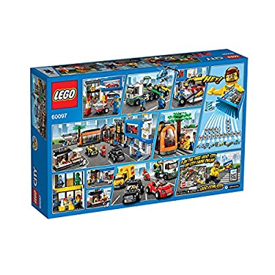 LEGO City Town 60097 City Square: Toys & Games