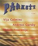 Parkett #44 Vija Celmins, Andreas Gurskey, Rirkrit Tiravanija, Lothar Baumgarten and Vija Celmins, 3907509943