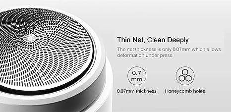 gooplayer para SOOCAS SO White ED1 Mini afeitadora eléctrica para Xiaomi Mijia USB Recargable portátil recortador de Barba Lavables Hombres afeitadoras en seco: Amazon.es: Electrónica
