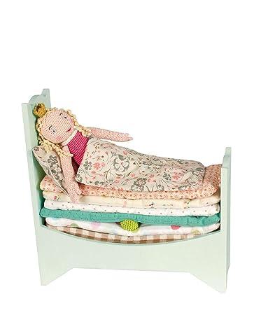 Prinzessin auf der erbse bett  Maileg Prinzessin auf der Erbse: Amazon.de: Spielzeug