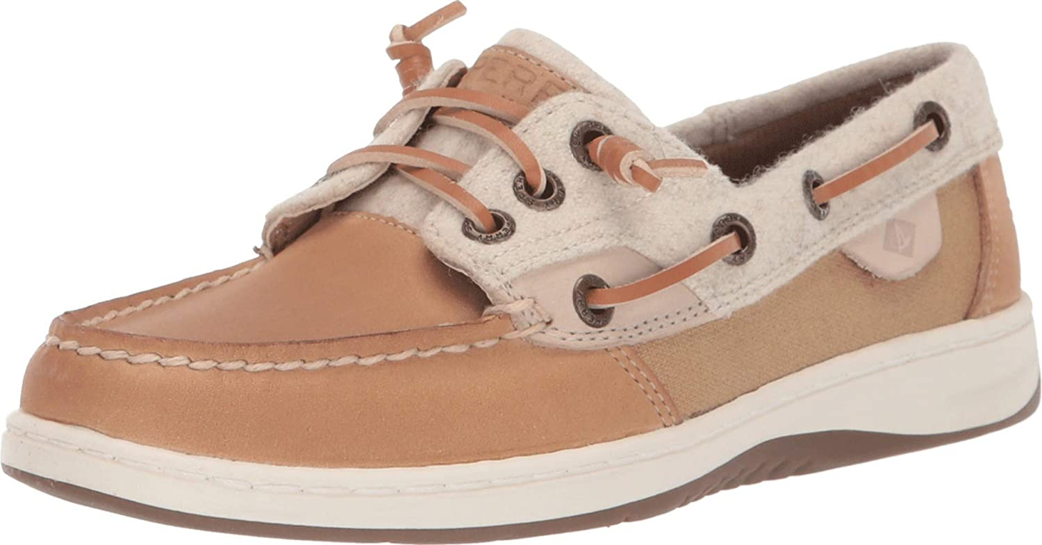 Sperry Rosefish Wool Linen
