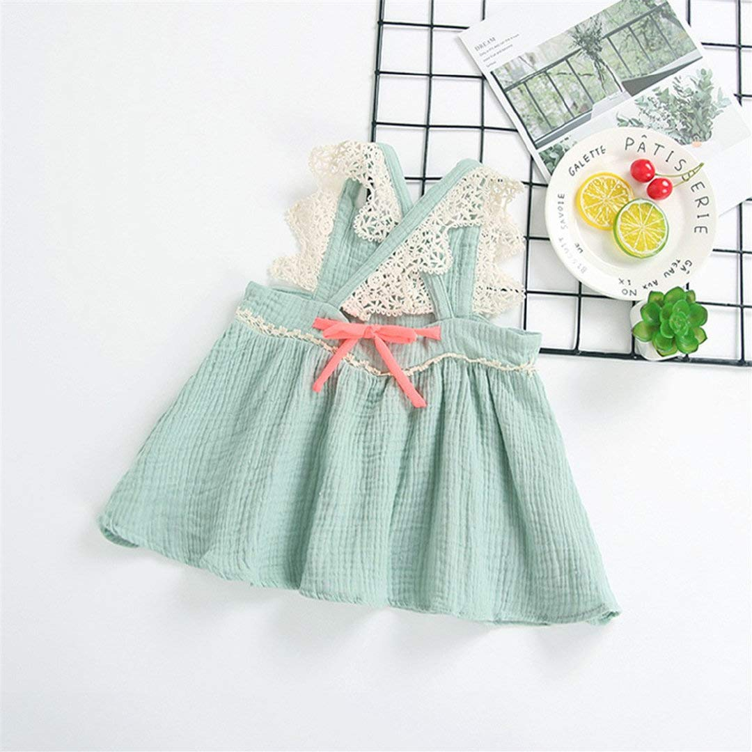 Amazon.com: Wedding Birthday Party Ceremony Dress For Babies Girls Lace Embroidery Lace Open Back Skirt Ball Gowns Toponly: Kitchen & Dining