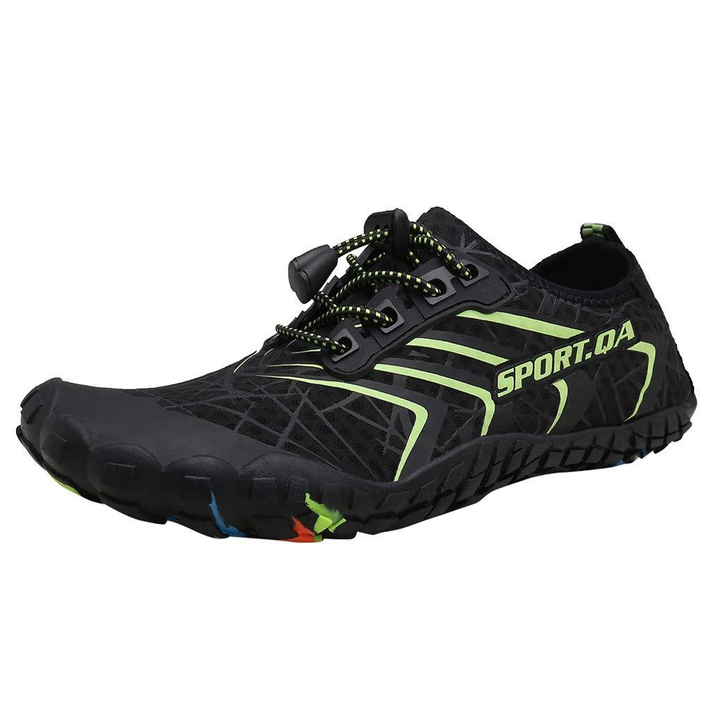 Women's Men's Kid Summer Water Shoes Barefoot Shoe Quick Dry Aqua Socks Yoga by Dunacifa Sport Shoes