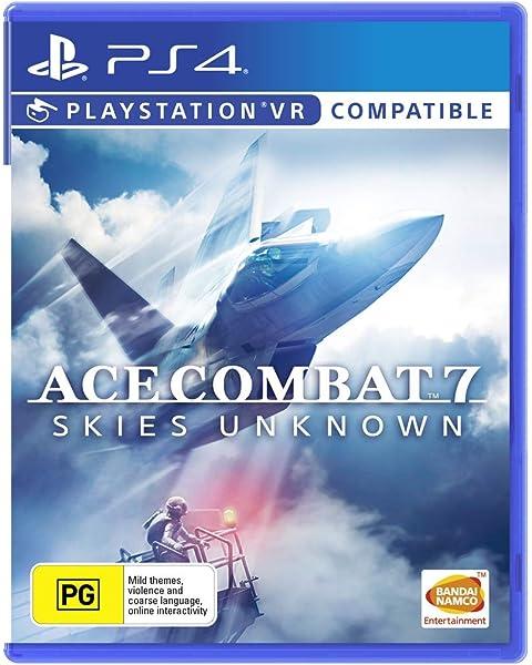 de99b821b93c4 Ace Combat 7 (PlayStation 4): Amazon.com.au: Video Games