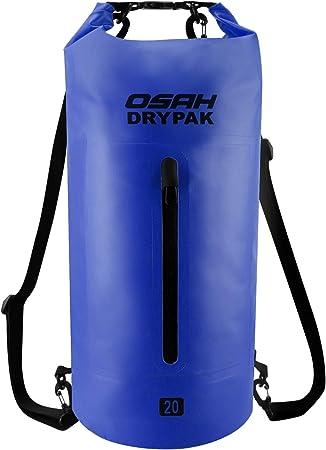 15L Sport Dry Bag Rucksack Waterproof Storage Camping Swimming Winter Outdoor