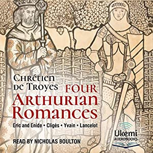 Four Arthurian Romances Audiobook
