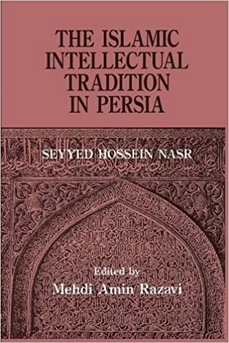 Book The Islamic Intellectual Tradition in Persia