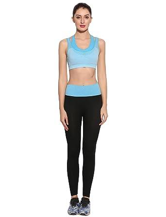 3b75e76ad37a Amazon.com: Bifast Women Yoga Fitness Seamless Bra+Pants Leggings ...