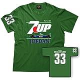 7UP Jordan 191 Cesaris Mens T-shirt