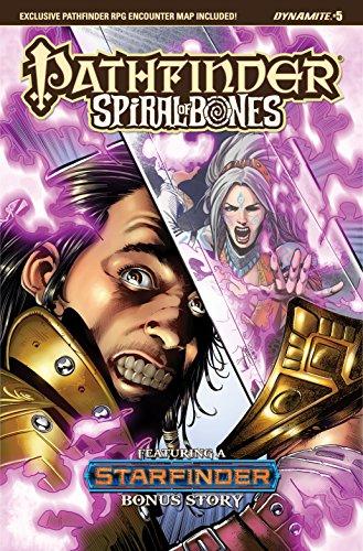 Pathfinder: Spiral Of Bones #5