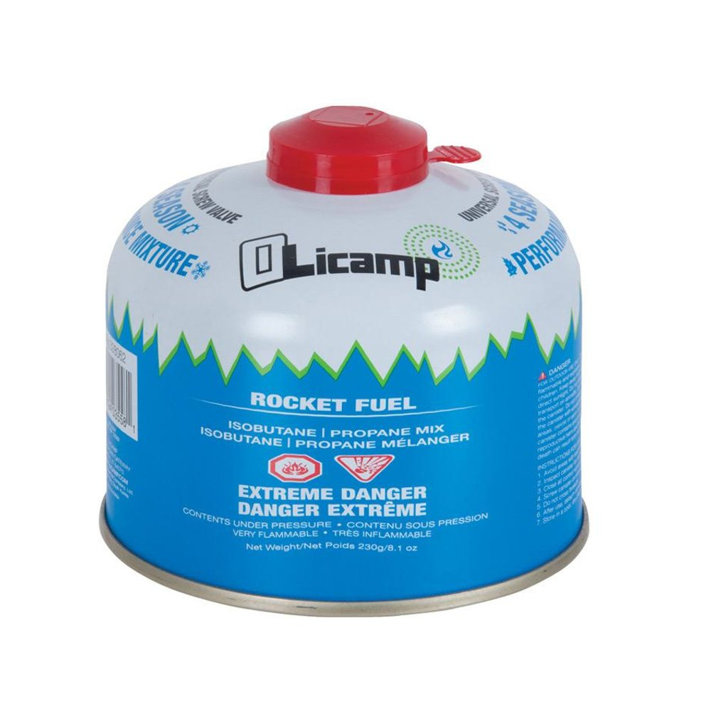 Olicamp Isobutane / Propane Fuel 230g by Olicamp