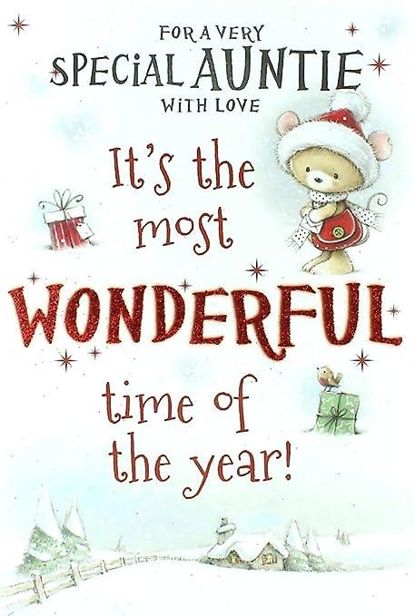 Cards Galore Online Tarjeta de Navidad con diseño de Papá ...