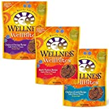 Wellness WellBites Soft & Chewy Dog Treats – 3 Flavors (6 oz. each) … Review