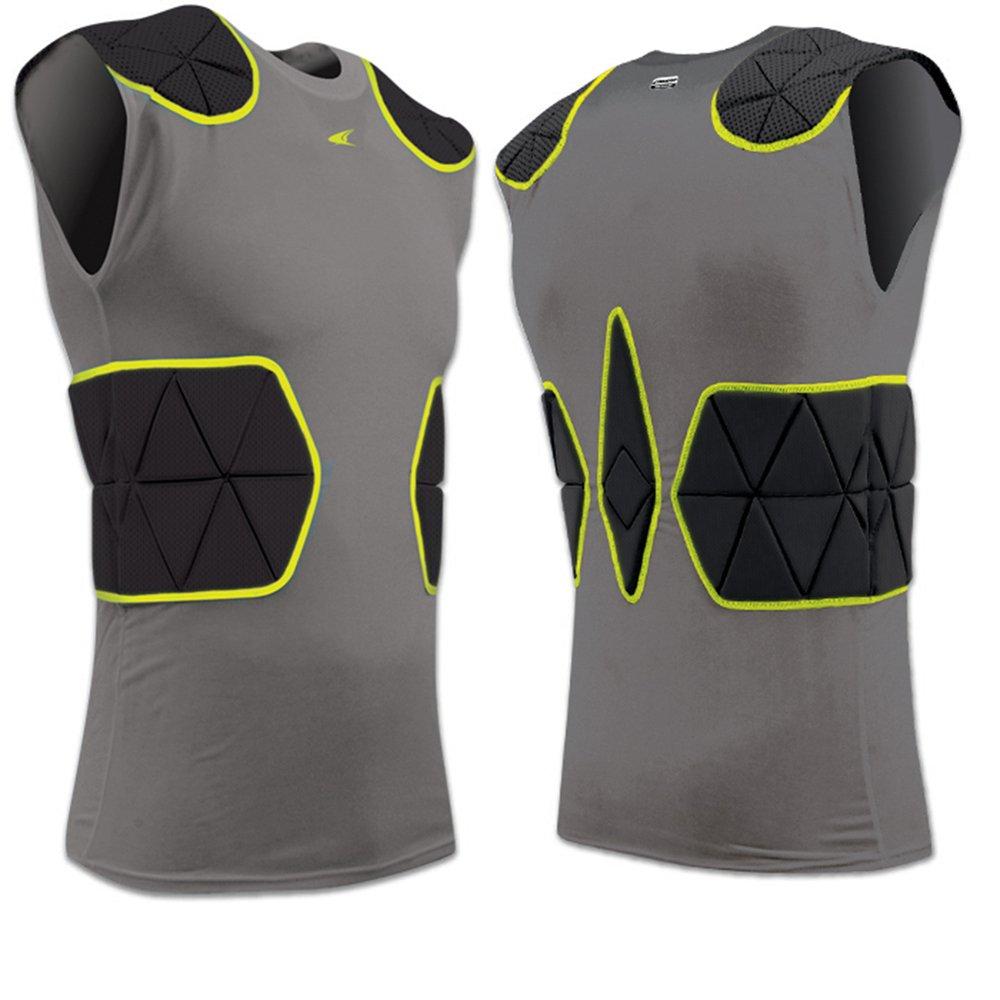 CHAMPRO FJU6 TRI-Flex Compression Armour Shirt