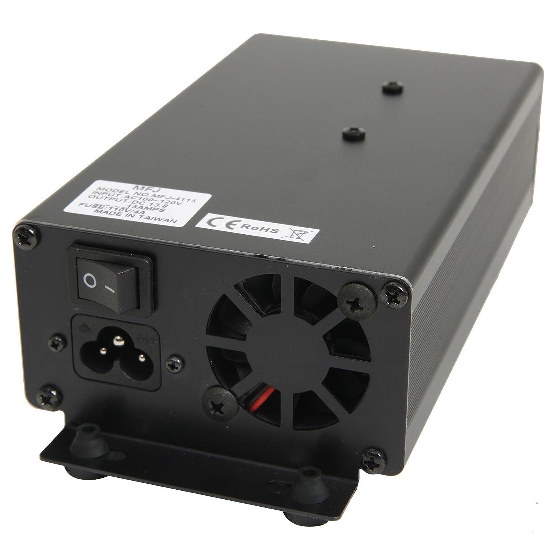 amazoncom mfj 4115 switching power supply 138v 15a small