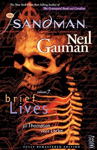 The Sandman Vol. 7: Brief Lives ()