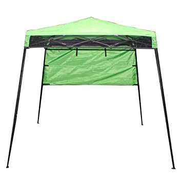 King Canopy CARRYPAK8LM 8-Feet by 8-Feet CarryPak Instant Canopy with Half Wall  sc 1 st  Amazon.com & Amazon.com : King Canopy CARRYPAK8LM 8-Feet by 8-Feet CarryPak ...