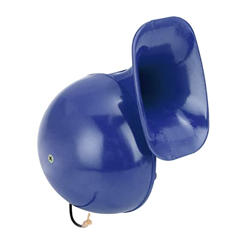 Carrfan Loud 300DB 12V Electric Snail Horn Air Horn Raging Sound for Car Motorcycle Truck Boat Crane