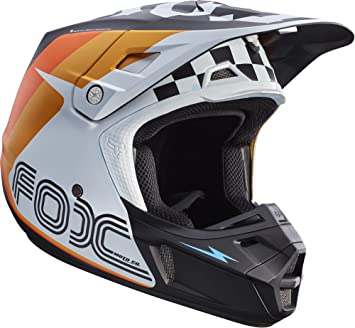 Fox V2 Tubo Motocross Casco