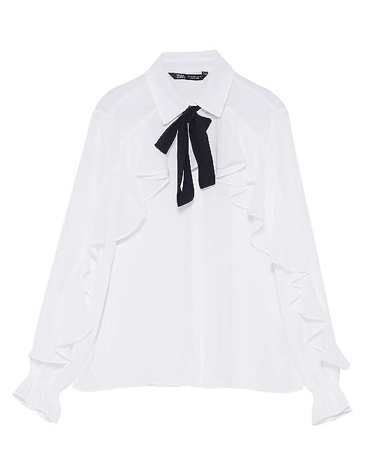 zara collared shirt