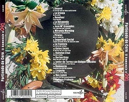 Partiendo de Cero Homenaje a 091: Amaral, Revolver: Amazon.es: Música