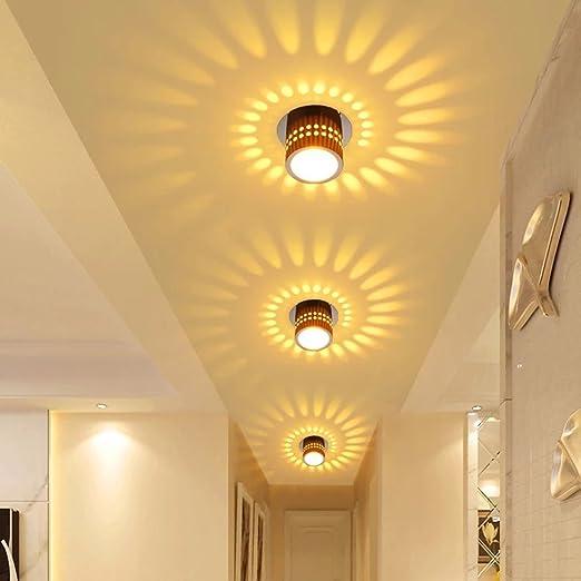 Deckenleuchte Led Wandleuchte Wandlampe Dimmbar Innen Wandlicht