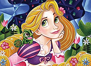 product image for Ceaco Disney Friends Flowers in Her Hair Jigsaw Puzzle, 200 Pieces