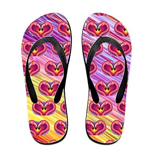 flamingos-head-heart-summer-beach-lightweight-flip-flops-sandals-unisex