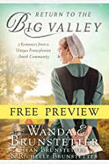 Return to the Big Valley (FREE PREVIEW) Kindle Edition