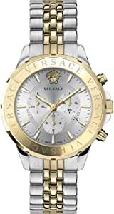 Versace Chronograph Mens Watch Swiss Made Sapphire Crystal
