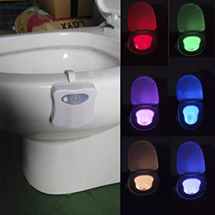 Night Light Toilet Seat.Your Supermart Motion Sensor Toilet Led Night Light Home Toilet Bathroom Motion Activated Toilet Nightlight Toilet Seat Light With 8 Changing