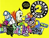 Stickerbomb 2, Rarekwai Studio Staff and Chronicle Books Staff, 1856696626