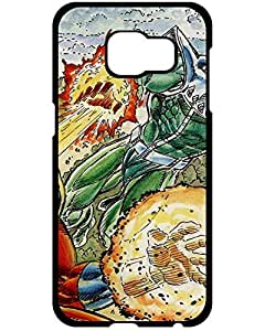 Samsung Galaxy S6 Case Cheap 8272837ZD123471724S6 Protective Tpu Case With Fashion Design For Captain Marvel Samsung Galaxy S6/S6 Edge