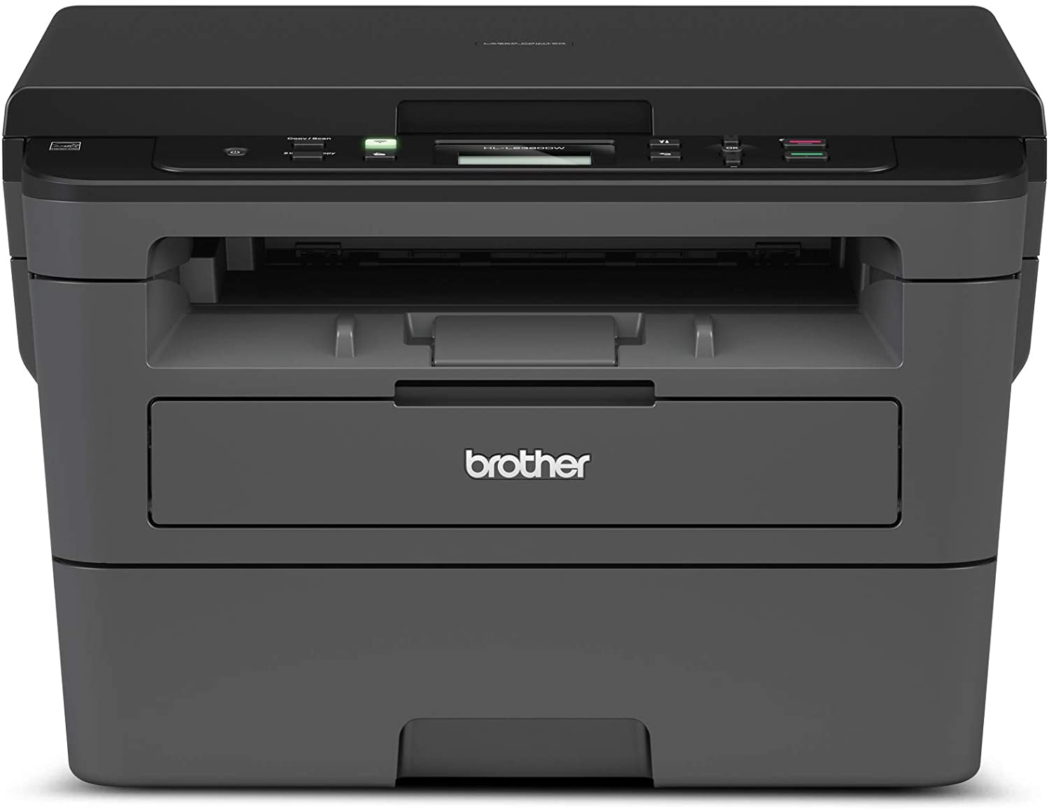 Brother Compact Monochrome Laser Printer, HLL2390DW, Convenient Flatbed Copy & Scan, Wireless Printing, Duplex Two-Sided Printing,  Dash Replenishment Ready: Electronics