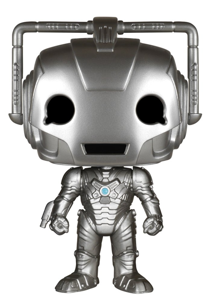 Funko 4631 POP TV Doctor Who Cyberman Action Figure Accessory Toys /& Games Miscellaneous