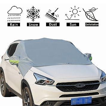 Frost-Schutz Schnee- Eis- Auto SUV Magnet Windschutzscheibe Abdeckung Sonne-